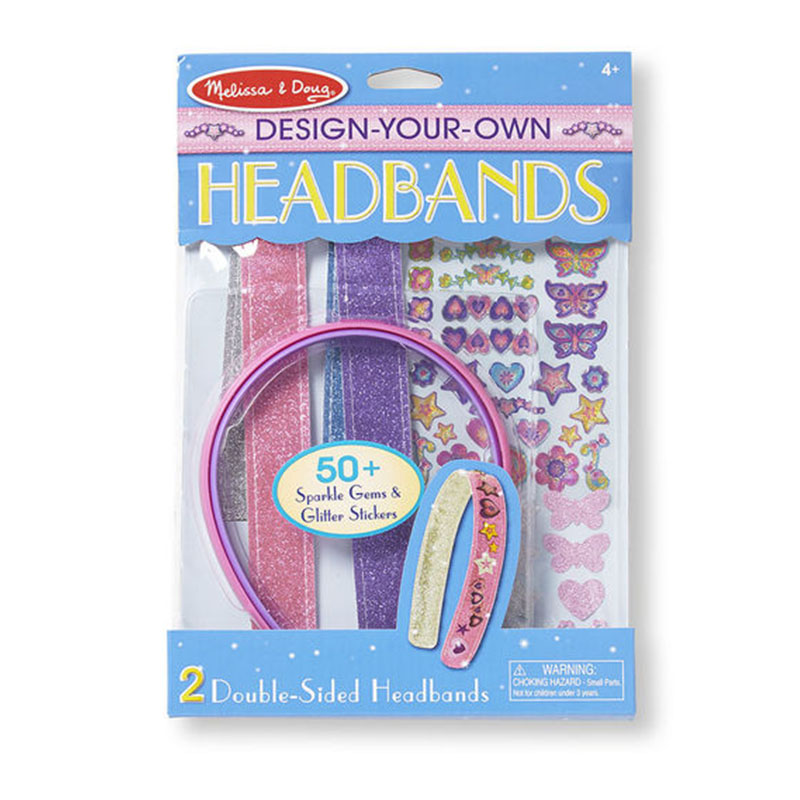 Melissa & Doug Design-Your-Own - Headbands