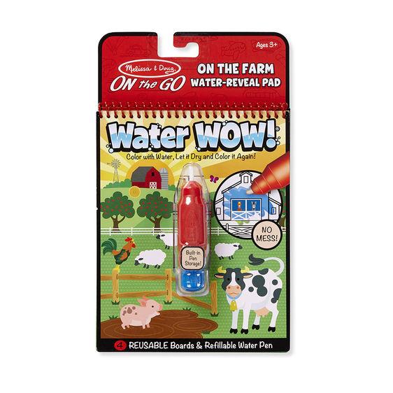 Melissa & Doug On The Go - Water WOW! - Farm