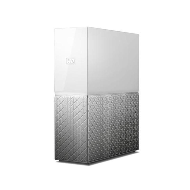 Western Digital WDBMUT0040JWT-SESN My Cloud Home Duo 4TB Dual-Drive  Personal Cloud Storage (NAS)
