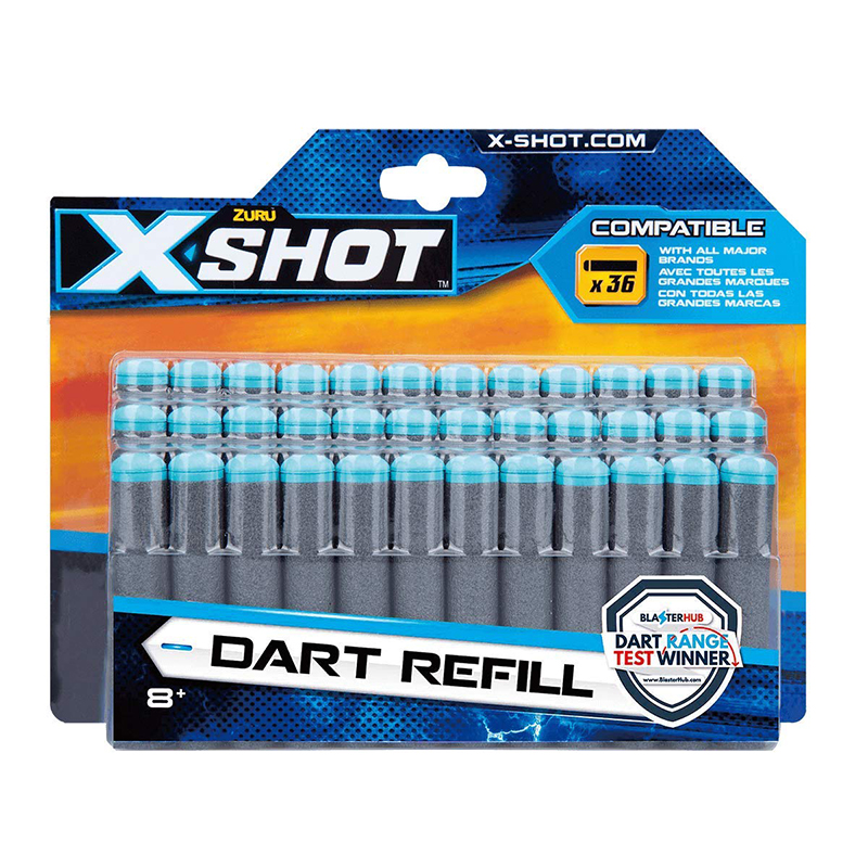 XSHOT Excel 30pk Darts Refill