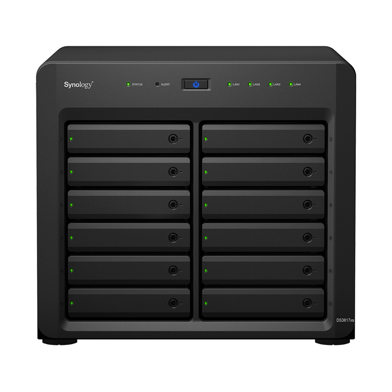 Synology DiskStation DS3617xs 12-Bay NAS