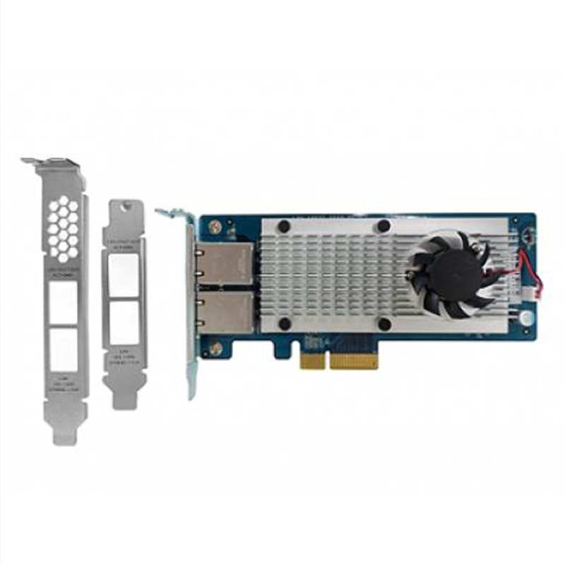 QNAP Dual 10 Gigabit Network Expansion Card (LAN-10G2T-X550)
