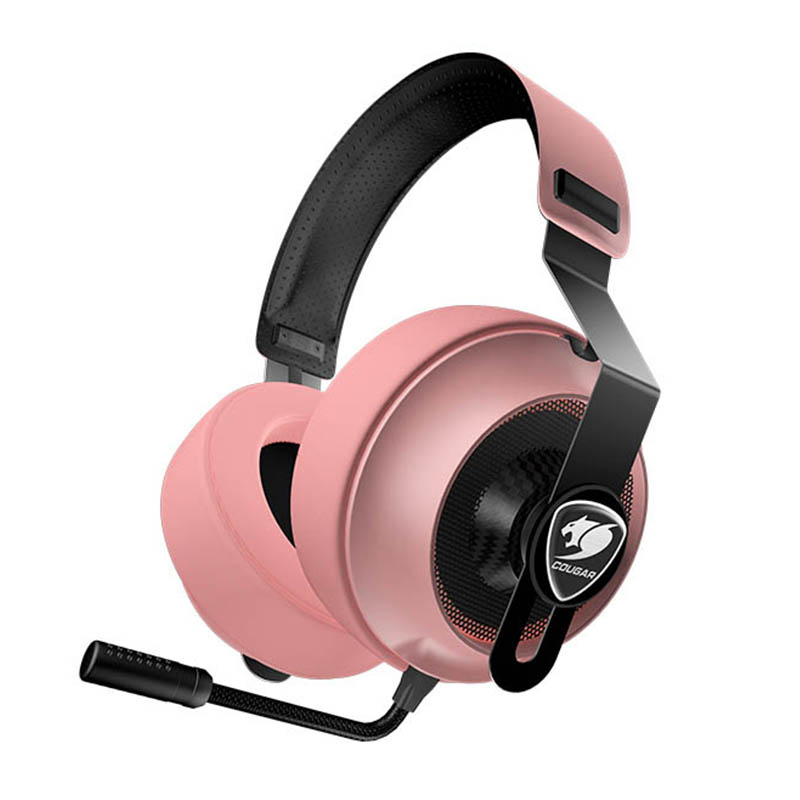 Cougar Phontum Essential Gaming Headset - Pink
