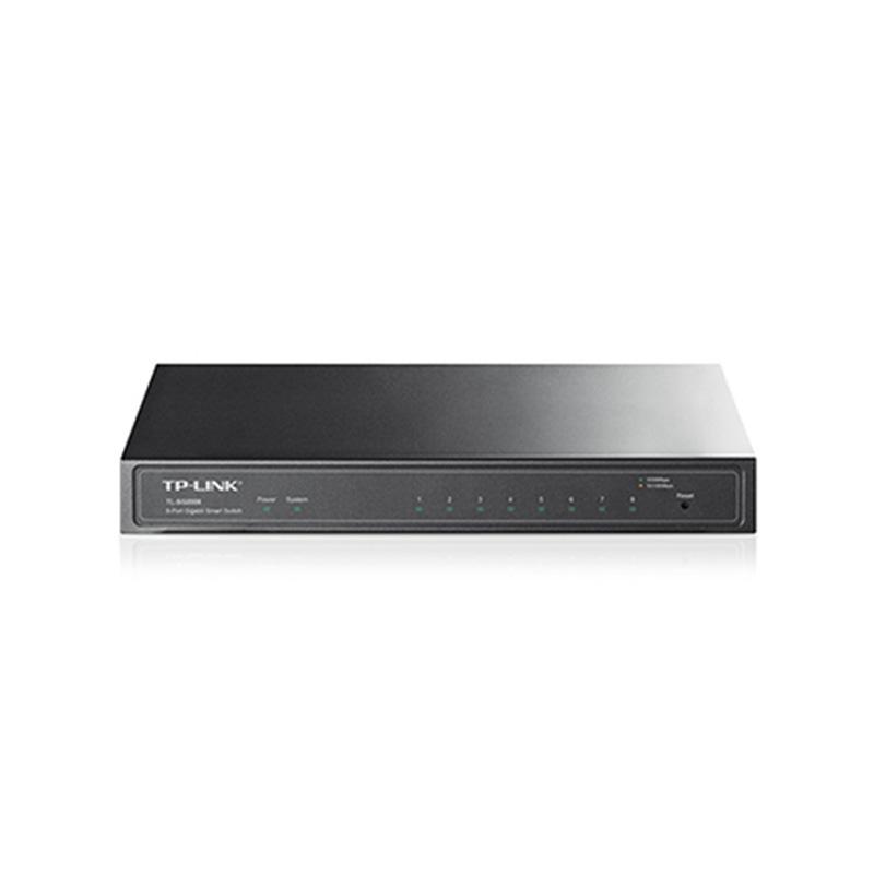TP-Link 8 Port Gigabit Smart Switch - (TL-SG2008)