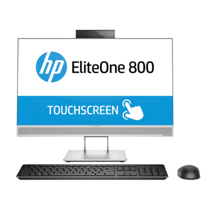 "HP 800 EliteOne G4 23.8"" NT i5-8500 8GB 256GB SSD W10P64 3-3-3 All in One PC"
