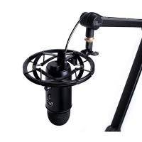 Blue Microphones Radius III Shock Mount for Yeti and Yeti Pro Black