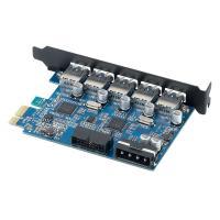 Orico 5 Port USB3 PCI-E Expansion Card