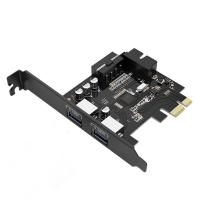 Orico 2 Port USB3 PCI-E Expansion Card