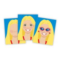 Melissa & Doug Make-a-Face - Fashion Faces