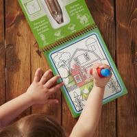 Melissa & Doug On The Go - Water WOW! - Farm