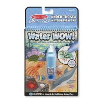 Melissa & Doug On The Go - Water WOW! - Under The Sea