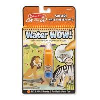 Melissa & Doug On The Go - Water WOW! - Safari