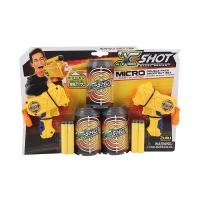 XSHOT Excel Micro Twin Pk Dart Blasters (3 cans/8 darts)
