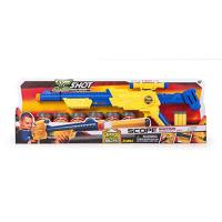 XSHOT Excel Hawk Eye Shooter (6 cans/8 darts)