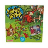 Jumping Monkey's Game
