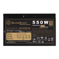 SilverStone ST55F-GS 550W Strider 80+ Gold Power Supply