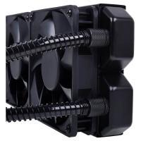 Alphacool Eisbaer 360mm Liquid CPU Cooler - Black