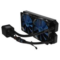 Alphacool Eisbaer 280mm Liquid CPU Cooler - Black