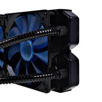 Alphacool Eisbaer 420mm Liquid CPU Cooler - Black