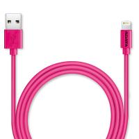 Adata 1m Sync and Charge Lightning Cable - Pink
