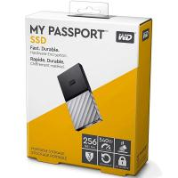 Western Digital My Passport 256GB External USB3.1 SSD