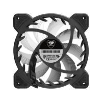 Cougar SPB120 120mm ARGB PWM Fan - 3 Pack w Controller