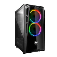 Cougar Turret RGB Tempered Glass Mid Tower ATX Case
