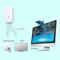 TP-Link AV1300 3 Port Gigabit Passthrough Powerline Kit - (TL-PA8033P KIT)