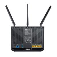 Asus RT-AC68U AiMest WIFI System AC1900 Router 2 Pack