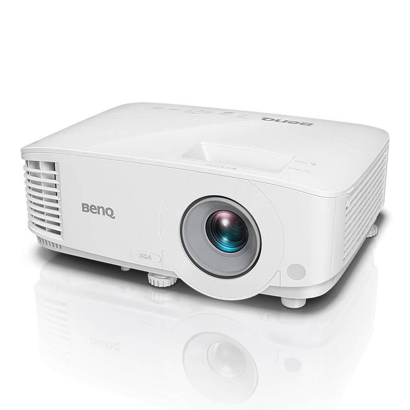 BenQ MX550 DLP Projector/ XGA/ 3600ANSI/ 20000:1/ HDMI/ 2W x1/ 3D Read