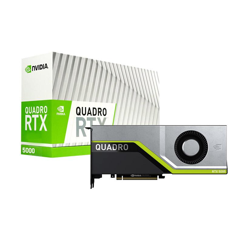Leadtek Quadro RTX 5000 16GB GDDR6 Workstation Graphics Card