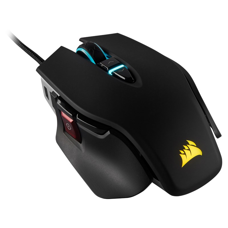 Corsair M65 Elite RGB Gaming Mouse - Black