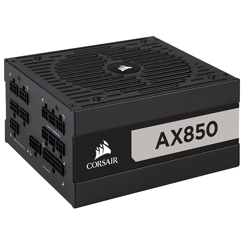 Corsair 850W AX 80+ Titanium Modular ATX Power Supply