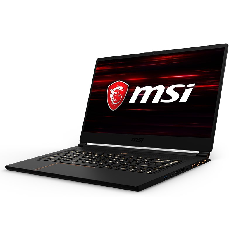 MSI GS65 Stealth 15.6in FHD 144hz i7 8750H RTX 2080 512GB SSD Gaming Laptop (GS65 8SG-048AU)