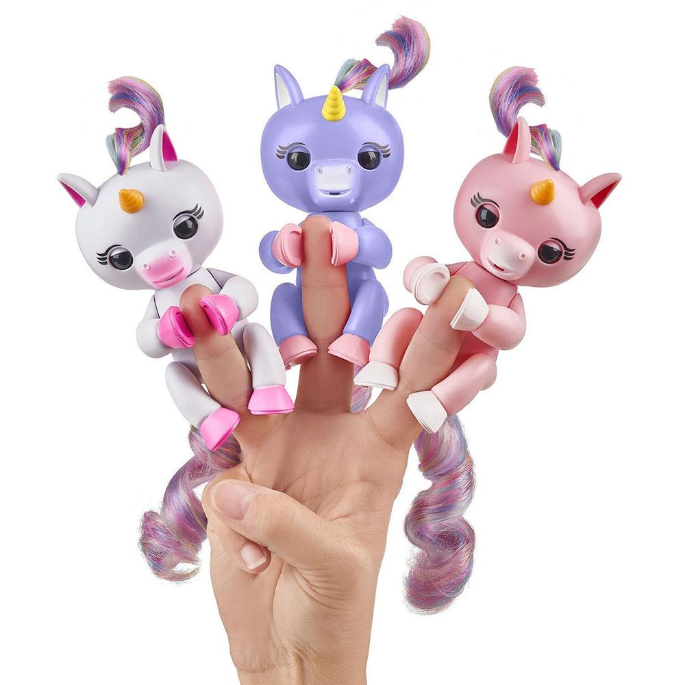 Fingerlings Assorted Unicorn Toy