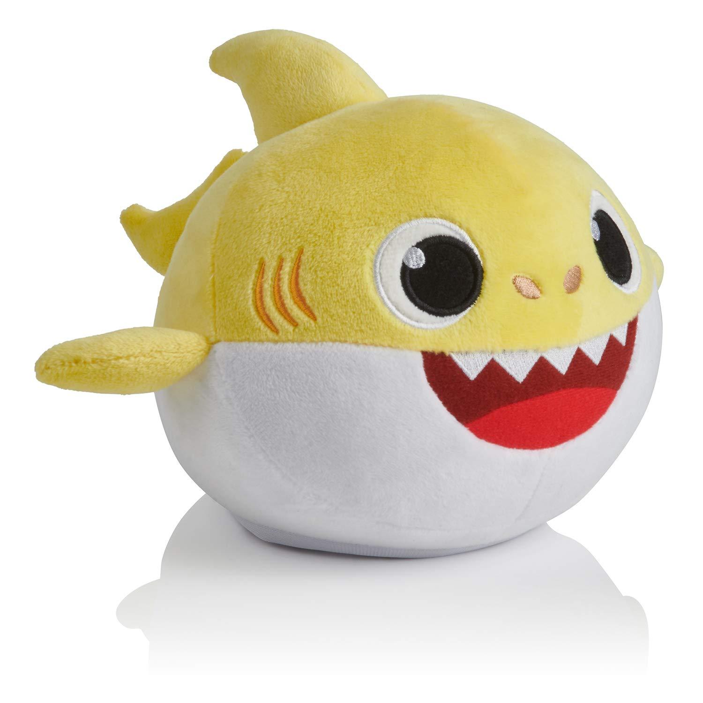 Baby Shark Dancing Plush - Yellow