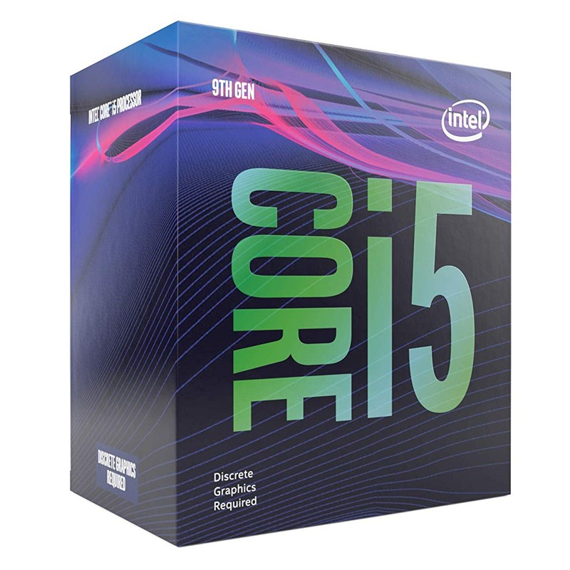 Intel Core i5 9400F 6 Core LGA1151 2.9GHz CPU Processor