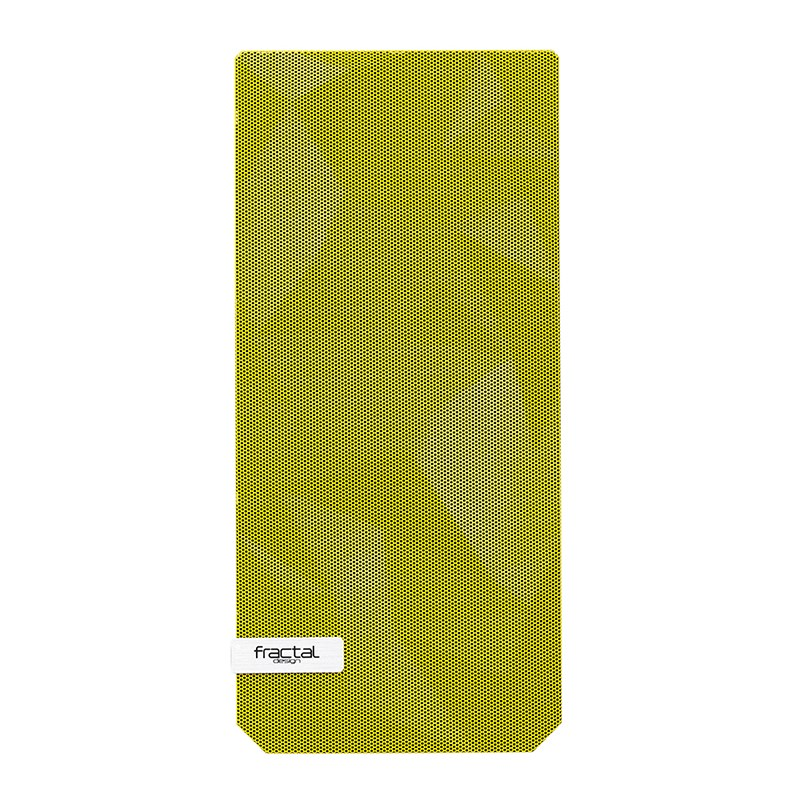 Fractal Design Meshify C Replacement Colour Mesh Panel - Yellow