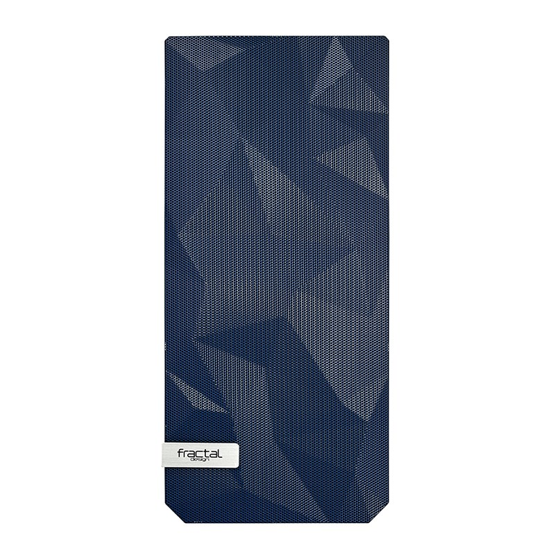 Fractal Design Meshify C Replacement Colour Mesh Panel - Deep Blue
