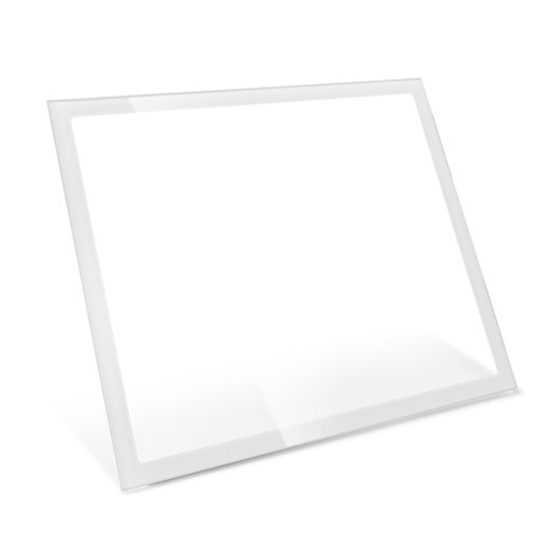 Fractal Design Define R6 Replacement Tempered Glass Panel - White Frame