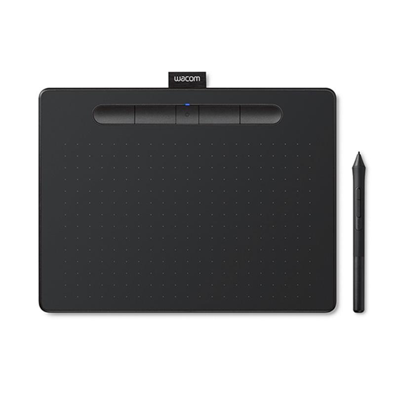 Wacom Intuos CTL-6100WL/K0-C Medium Bluetooth Graphic Tablet - Black