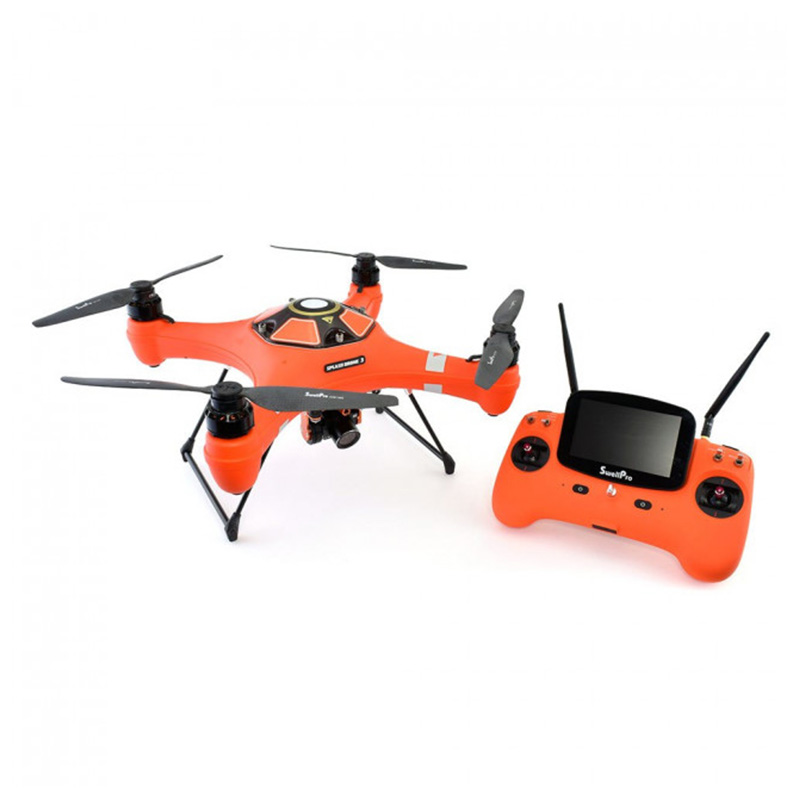 SwellPro SplashDrone 3+ Drone with Payload Release and HD FPV Live Video Kit (PL2)