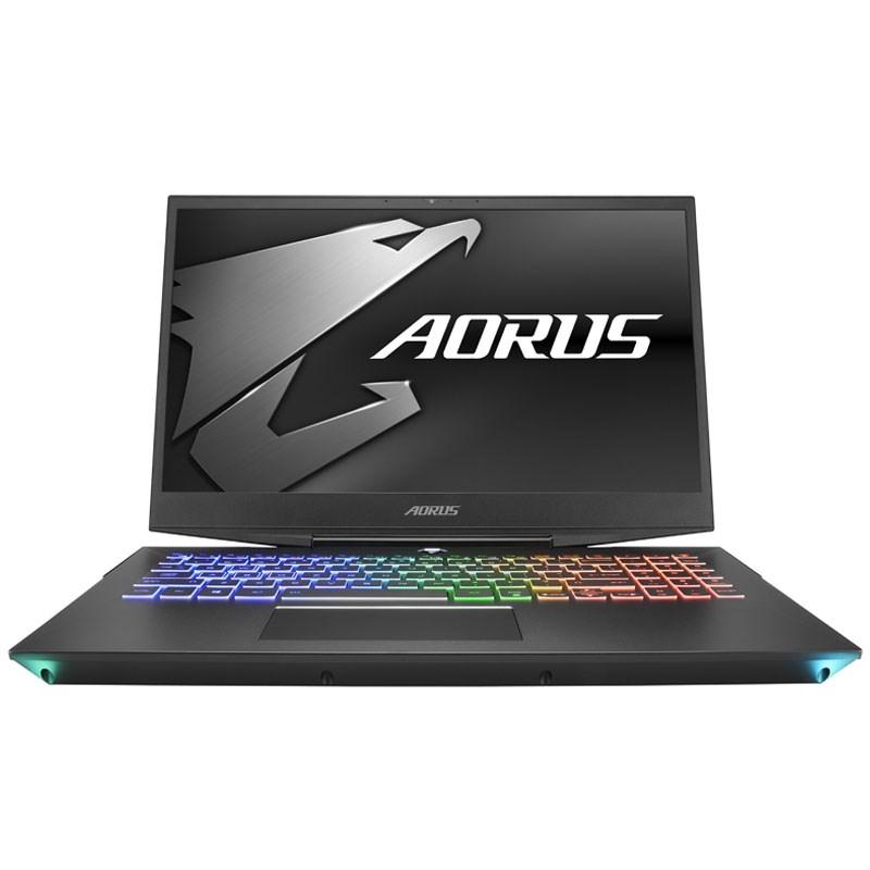Gigabyte Aorus 15.6in FHD 144Hz IPS i7 8750H RTX 2070 512GB SSD + 2TB HDD 16GB RAM W10 Gaming Laptop (15-X9-FHD70)