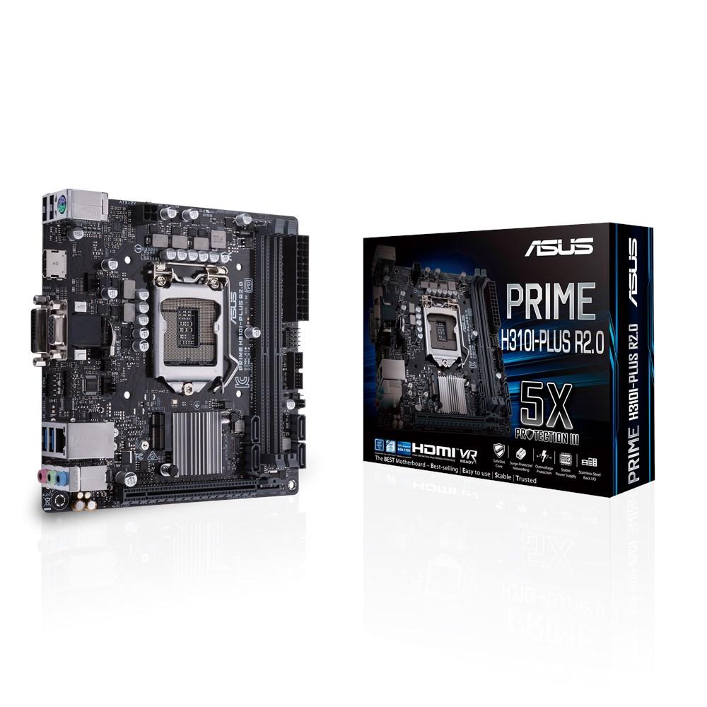 Asus Prime H310I Plus R2 LGA 1151 ITX Motherboard
