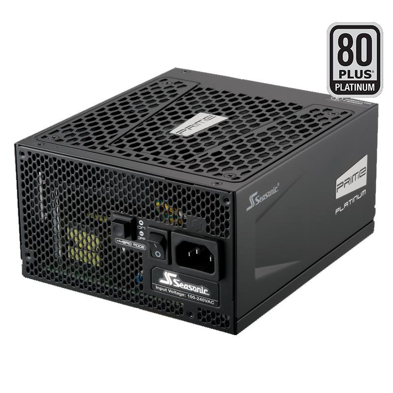 SeaSonic 1000W Prime Ultra Platinum Modular Power Supply (SSR-1000PD)