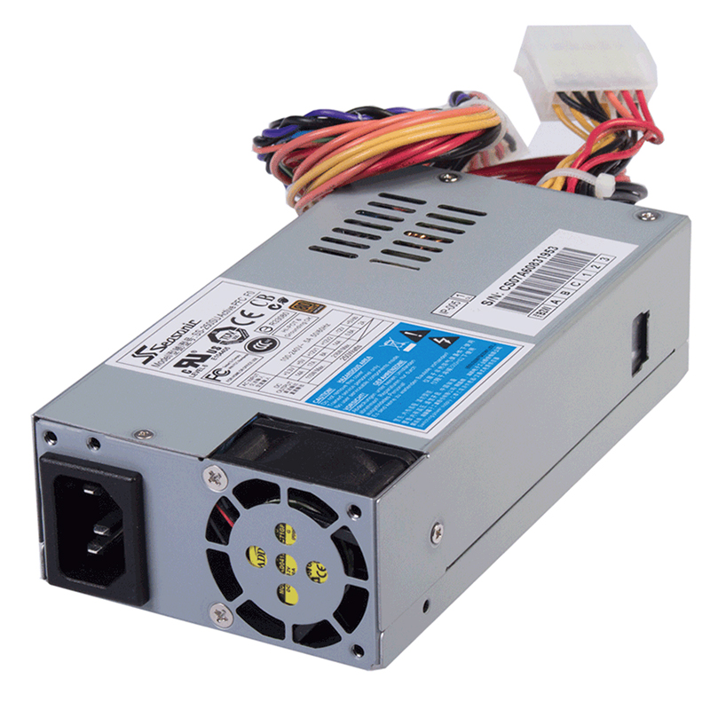 SeaSonic 250W Active PFC F0 Mini 1U Power Supply (SS-250SU)