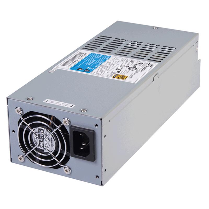 SeaSonic 400W Active PFC F0 2U Power Supply (SS-400L2U)