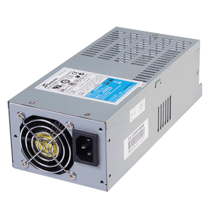SeaSonic 460W Active PFC F0 2U Power Supply (SS-460H2U)