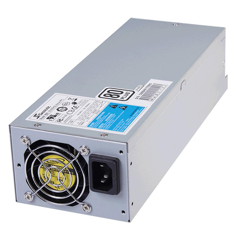 SeaSonic 600W Active PFC F0 2U Power Supply (SS-600H2U)