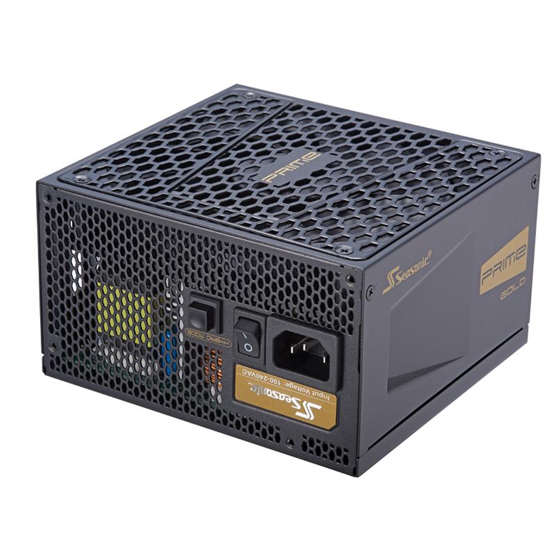 SeaSonic 650W Prime Ultra Gold Modular Power Supply (SSR-650GD2)